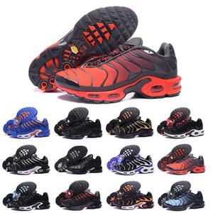 Top Fashion Laufschuhe Männer Frauen TN Schuhe tns und Mode Erhöhte Ventilation lässige Sneaker blau schwarz Sneakers