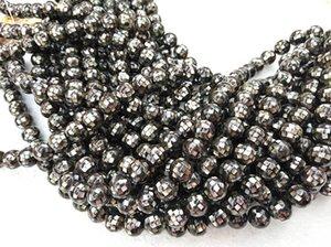 8 \ 10 \ 12 \ 16 \ 20mm Abalone Shell Schmuck runden Ball Perlen, Mosaik Shell Perlen, graue Perlmutt Perlen, MOP Perlen volle Strang 16 Zoll