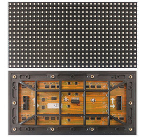6 개는 SMD 디스플레이 모듈 RGB 풀 컬러 P4 PH4 256 * 128mm LED 광고판 화면 이동 비디오 디지털 사인 보드 패널을 야외