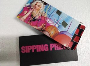 Hot Brand Makeup Palette Sipping Pretty 21 colours Eyeshadow Palette 21st Birthday Edition Pressed Eye Shadow Powder
