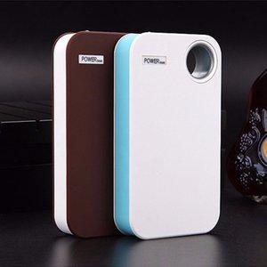 DIY USB Mobile Power Banco Charger Case Pack 5 * 18650 Suporte de Bateria para o telefone
