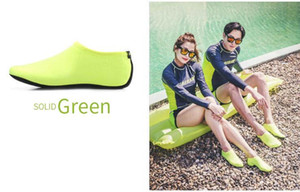Beach Shoes Sleeve Diving Socks Breathable Non Slip Athletic Sport Sock Soft High Elasticity Swimming Shoes Fast Dry