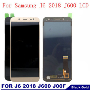 "100% testado de alta qualidade 5.6 ""display lcd touch screen para samsung galaxy j6 2018 j600 j600f j600g j600ds lcd digitador assembléia"