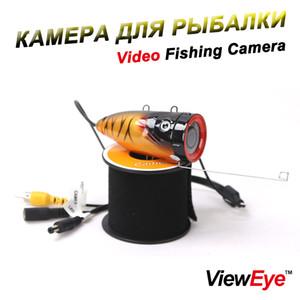 ViewEye VWE-PLC01W Series Plastic Underwater Fishing Camera Fish Finder 12PCS White Bright LED or Infrared Lamp IR LED