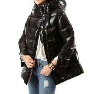 2109 new Wholesale-New brand designer Thickening Parkas Winter Warm down jacket Women Cuff zipper Outerwear Plus Size Casual Down Wadded