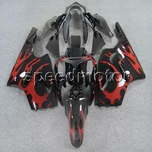 23 farben + Geschenke spritzguss rote flammen motorradverkleidung Verkleidung für Kawasaki ZX12R 2000-2001 ZX 12R 00 01 ZX-12R ABS kunststoff
