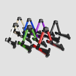 Aroma AGS-08 Plegable Ajustable Universal Instrumento Uso Soporte Para Clásica Acústica Guitarra Eléctrica Acústica Bajos Eléctricos