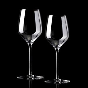 en gros verre rouge verre de vin haute broches cristal sans plomb cocktail champagne verre, esprit tasse de mariage fournitures bar ensemble