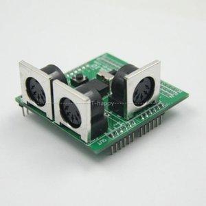 Freeshipping MIDI Shield Breakout Board per interfaccia digitale PIC AVI compatibile con uno R3