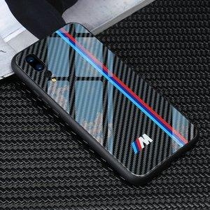 Бесплатная доставка ТПУ + закаленное стекло для BMW M3 чехол для iphone X XR XS MAX 7 6 6 S 8 плюс Samsung S9 S8 плюс Huawei Mate 10 P20 Pro Lite Xiaomi