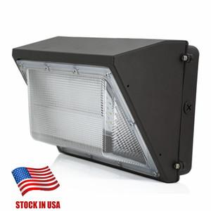 Outdor iluminação 50 w 80 w 100 w 120 w pacote de parede led com ip65 à prova d 'água mini led parede pacote de montagem na parede levou luzes ac110-277v ul dlc