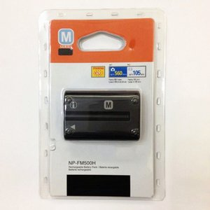 Battery NP-FM500H NP FM500H Rechargeable Camera Battery For SONY A57 A65 A77 A450 A560 A580 A900 A58 A99 A550 A200 A300