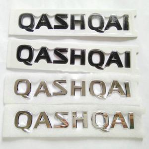 ABS Qashqai Rozeti Amblem Sticker Arka Kuyruk Gövde Logosu Marka Badge Amblem Seker
