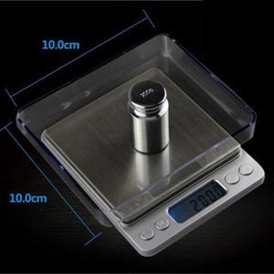 1kg 2kg 3kg alta precisione 0.1g portatile mini bilance elettroniche digitali tasca portatile da cucina postale gioielli bilancia digitale bilancia nuova