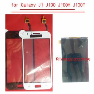 Samsung Galaxy J1 J100 J100H J100F LCD + Dokunmatik Meclisi Ekran Ekran Ücretsiz Gemi için orijinal lcd