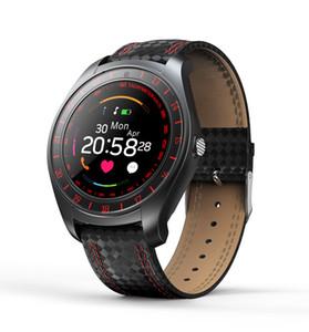 Smart Watch Men Heart Rate Monitor Smartwatch Women Support SIM Card Bluetooth Sport Wristwatch Vedio Camera Watch
