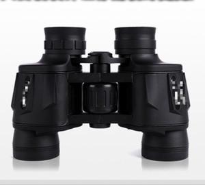 Jumelles Jumelles doubles de haute précision 8X40 pour télescopes civils