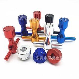 골프 푸시로드 스크류 야외 스포츠 레저 게임 색상 렌치 손 도구 알루미늄 합금 높은 품질 18fw W