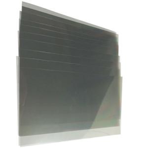 7.9 9.7 10.5 12.9 بوصة LCD ورقة المستقطب الجبهة ل أو iPad Mini Air 1 2 3 4 Pro (611IDDHL100)