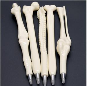 Stylos osseux squelette créatif novement ballon stylo stylo en forme de stylos infirmière médecin étudiant écrit papeterie enfants apprentissage cadeau