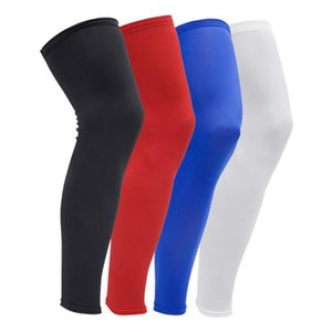 Thin Calf Pads Leggings sports protective Elastic Anti-collision Anti-UA Protection Leg Knee Calf Pads for Outdoor Sport Calf Sleeves DHL