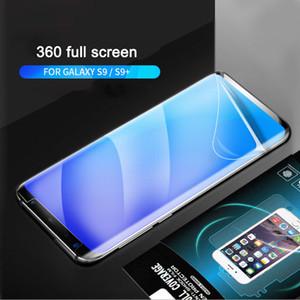 3D изогнутый полный экран TPU Nano взрывозащищенная пленка мобильного телефона для Samsung Galaxy S7 Edge S8 S8 plus S6 edge plus S6 edge note5