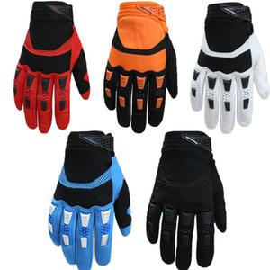 Nuevo Full Finger Motorcycle Gloves Moto Racing Escalada Ciclismo Montar Motocross Guante Para Hombres Mujeres