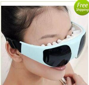 NOVITÀ USB Electric Eye Massager Emicrania o Battery Power Eye Care Healthy Mask Regalo di Natale