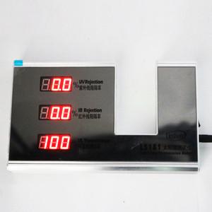 Misuratore di trasmissione della luce del tester della trasmissione UV del tester della trasmissione del film solare LS181