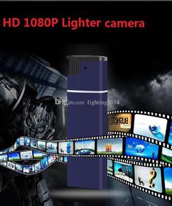 Nachtsicht Feuerzeug Kamera Full HD 1080 P Mini USB Disk DVR Feuerzeug Kamera Home Security Kamera Mini Tasche DVs Schleife Rekord Leichter DVR
