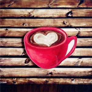 1 PCS Delicioso Leite De Café Acrílico Emblemas Pin Mochila Trajes Jeans Broche Decoração Dos Desenhos Animados Broches Pino De Volta