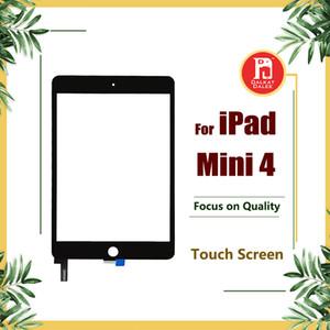 Für iPad Mini 4 Touch-Screen-Glas-LCD-Panel-Digitizer Ersatz Frontscheibe für ipad mini4 Schirm-Reparatur-Teile nagelneu Kein Staub