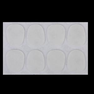 8pcs Alto Tenor Sax Mouthpiece Patches Pads 0.8mm---Clear