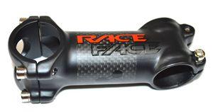 NOVO RACE cara junto carbono ângulo alumínio fibra bicicleta de montanha liga haste tubo bicicleta rodovia pescoço partes de bicicletas 31,8 mm 6 17 graus