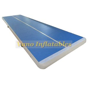 Buy Airtrack 3x1x0.2m Gymnastics Air Track Inflatable Air Mat for Home Use, Cheerleading, Park with Pump Free Shipping
