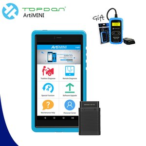 진단 TooL TOPDON ArtiMini X431 Pros 미니 모든 시스템 OBD 스캐너 11 특수 기능 BT / WiFi 진단 도구