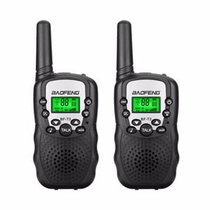 Freeshipping 2 Adet Mini Walkie Talkie Açık Çocuk Interkom Taşınabilir Macera Radyo Verici Hafif El Telsizi