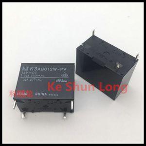 무료 배송 로트 (5 pieces / lot) FTK3AB012W-PV FTK3AB012W-PV FTR-K3AB012W-PV 신제품 FT K3AB012W-PV 4PINS 32A 12VDC Power Relay