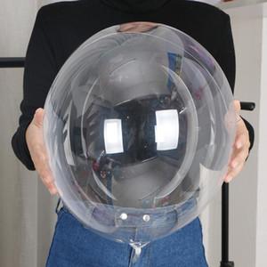 2018 bobo bubble clear 풍선 36 인치 웨딩 크리스마스 생일 스태프 편 장식 파티 풍선 투명한 풍선 축제 이벤트 장식