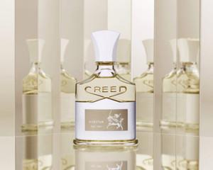 2018 Yeni En Kaliteli Creed Aventus Parfüm Için Kadınlar için Uzun Ömürlü Yüksek Parfüm ile Kaliteli 75 ml
