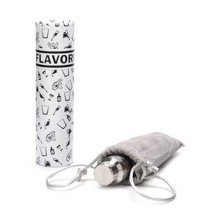 Vpdam Flavorist SS E сок бутылка 2 Структура из нержавеющей стали ejuice бутылка курение vape аксессуары на продажу
