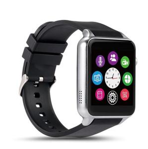 Alta qualidade À Prova D 'Água Relógio Inteligente GT88 SIM Bluetooth V4.0 Câmera Monitor de Freqüência Cardíaca Suporte IOSandroid VS A9 DM360 DZ09 smartwatch