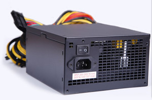 2018 NUEVA tarjeta gráfica ETH Fuente de alimentación para Bitcoin Miner Minería modular Fuente de alimentación de computadora de alta calidad para BTC LLFA