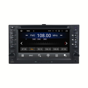 Auto-DVD-Player für Kia Sportage Ceed 6,2 Zoll Octa-Core 2 GB RAM Andriod 6.0 mit GPS, Lenkradfernbedienung, Bluetooth, Radio