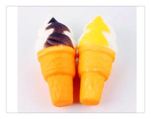 Toptan Jumbo Squishyies Dondurma Squishy Yavaş Yükselen Telefonu Sapanlar Squishies Oyuncaklar Cep Telefonu Charms Dekompresyon Oyuncak Hediyeler Yenilik Oyuncaklar