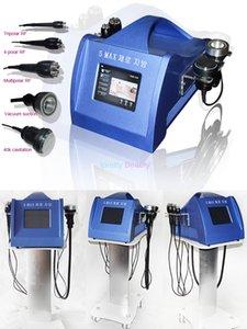 5 in 1 CER genehmigte Ultraschallhohlraumbildungs-Ausrüstung / explosive Geschwindigkeits-Fett-Hohlraumbildungs-Schönheits-Maschine mit niedrigem Hohlraumbildungs-Maschinen-Preis