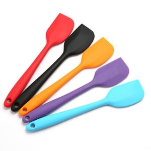 Küche Silikon Creme Butter Kuchen Spatel Mischen Teig Schaber Pinsel Butter Mixer Kuchen Pinsel Backen Werkzeug Küche ware