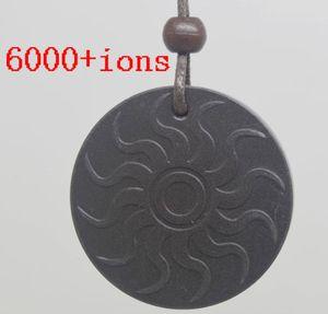 Livraison gratuite Quantum Scalar Energy Pendant 6000 ~ 7000 ions avec le test vidéo avec carte pour chaque science quantique pendentif
