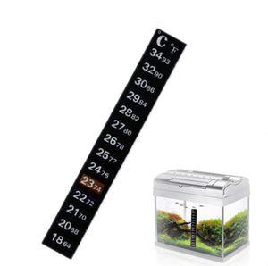 Brewcraft Streifen Thermometer Carboy Fermenter Homebrew Bier Tank Temperatur Aufkleber Adhesive Klebrige Skala Aquarium 500 stücke