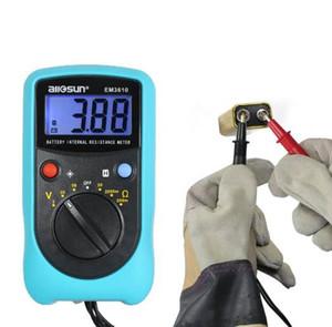 ВС-солнце EM3610 батареи внутреннее сопротивление метр батареи напряжение температурный коэффициент автомобильный тестер